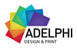 Adelphi Media Marketing Logo